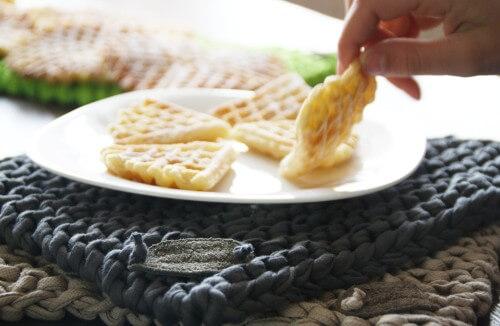 Textilo Topflappen & Fingerfood